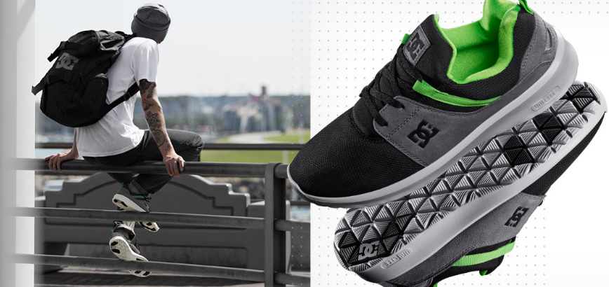 Акции DC Shoes в Тихорецке